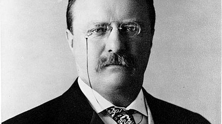 Former U.S. President Theodore Roosevelt