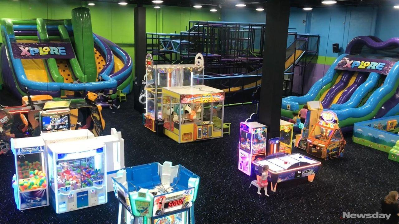 Xplore Family Fun Center tour | Newsday