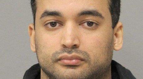 Freddy Peralta, 27, of Rutland Road, Freeport, was