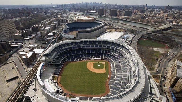 Yankee Stadium will host a college football bowl