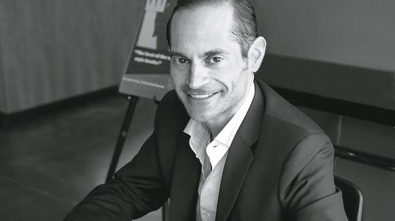 Consumer trend expert Tom Julian signs his new