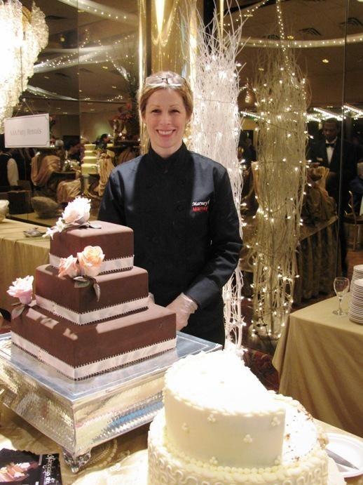Marney White, of marneycakes.com