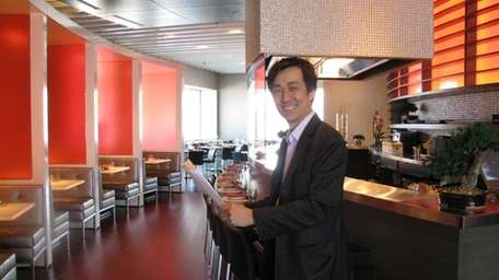 Jack Chang, general manager at Two Steak &