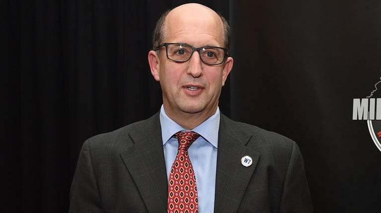 No interest in hiring Jeff Van Gundy right now, Knicks say