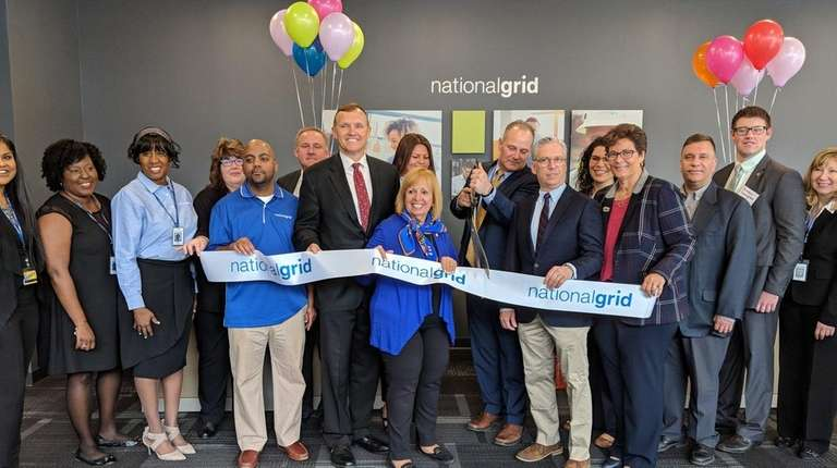 National Grid employees, consumer advocates and local leaders