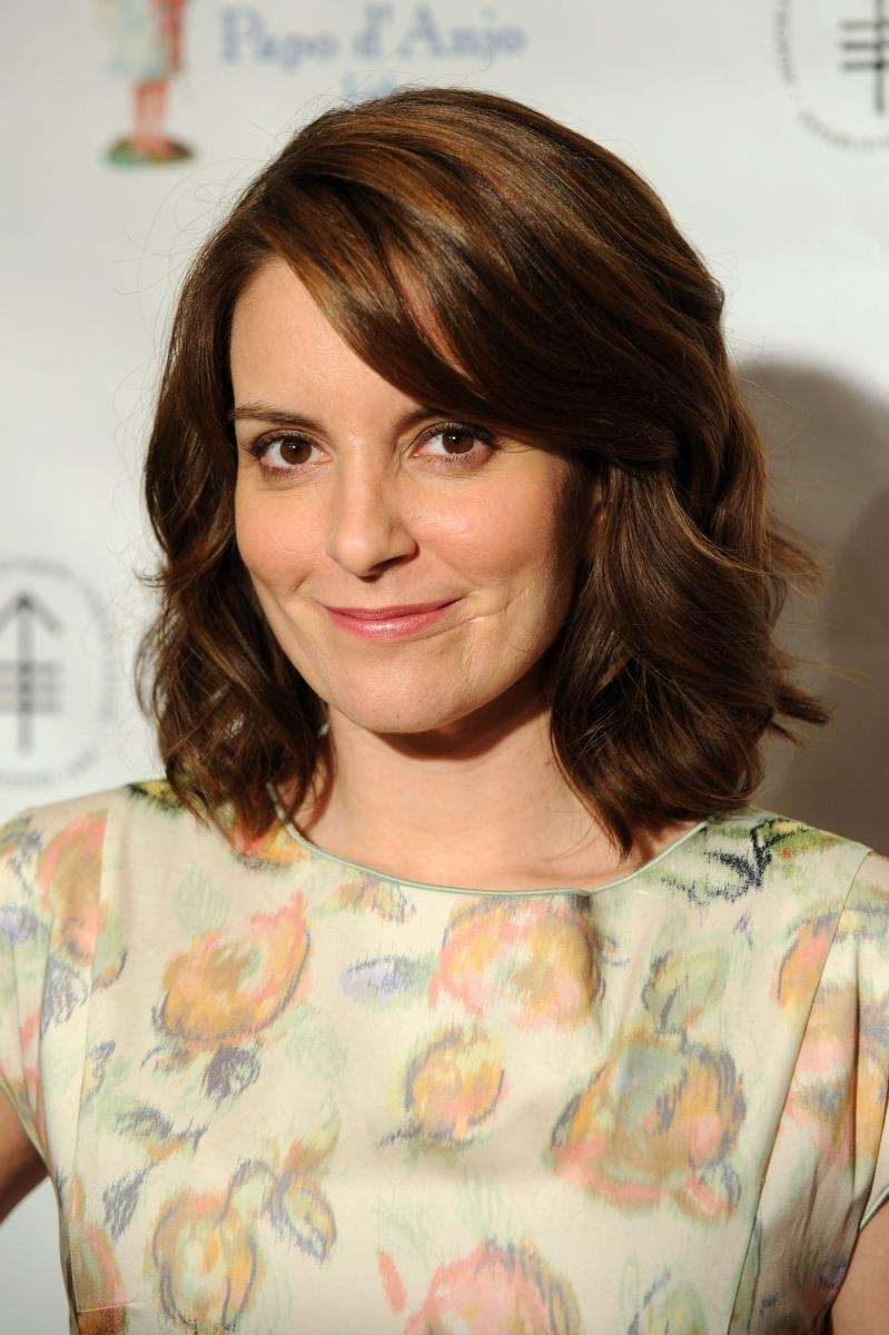 Actress Tina Fey attends the 19th annual Bunny