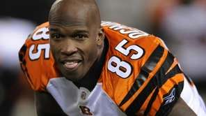 Cincinnati Bengals wide receiver Chad Ochocinco.