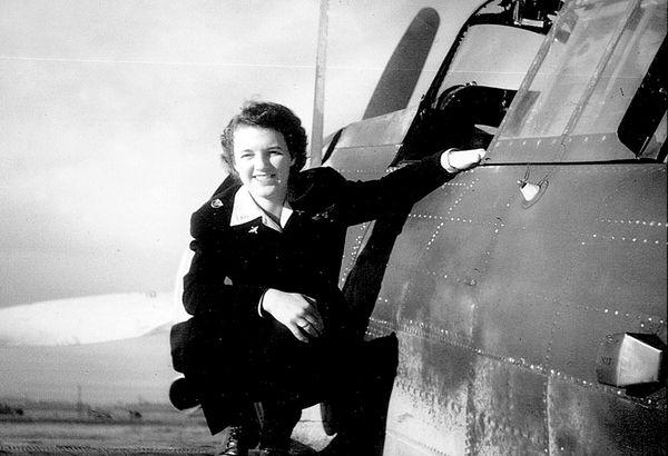 Lillian Lorraine Yonally was one of the women