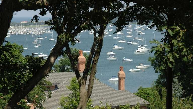 The median home prices in Port Jefferson have