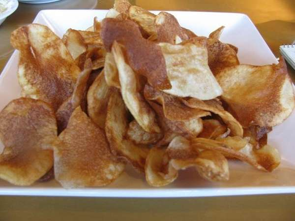 Potato chips at Deli King in New Hyde