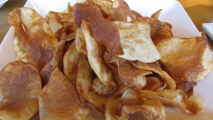 Potato chips at Deli King in New Hyde