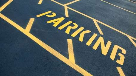 Businesses are not legally required to provide parking
