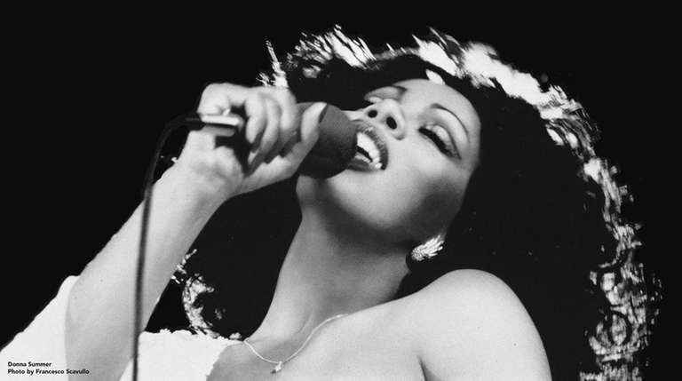 Donna Summer is the subject of a Broadway