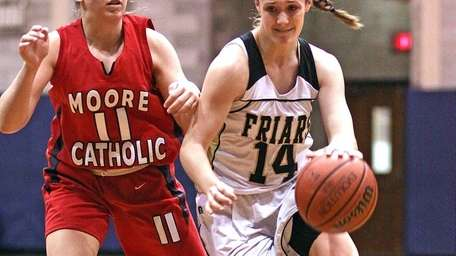 St. Anthony's Magie Bill gets step on Moore