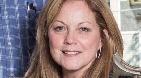 Huntington Town Board member Joan Cergol has announced