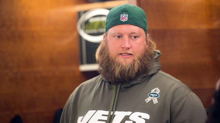 Former Jets C Nick Mangold Announces Retirement