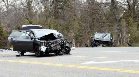 One driver was killed and another seriously injured