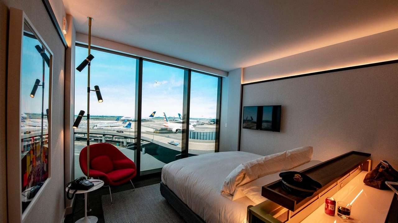 Twa Hotel Rooms At Jfk To Recall Magical Period In New