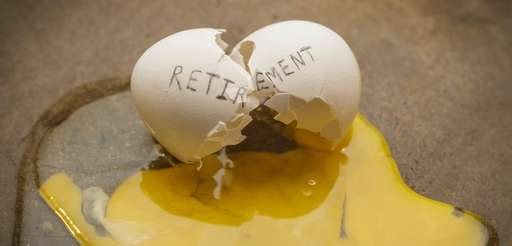 Repair your broken nest egg with a few
