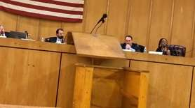 Long Beach Councilwoman Anissa Moore on Tuesday addressed