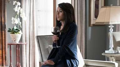 Kerry Washington as Olivia Pope in