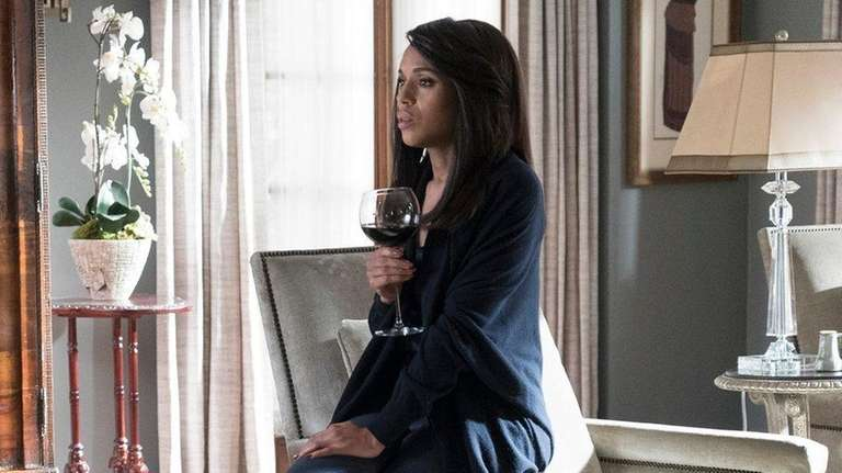 Kerry Washington Wrote a Sweet Goodbye to 'Scandal' on Instagram
