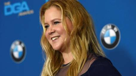 Amy Schumer at the 70th annual Directors Guild