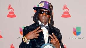 Flavor Flav at the 15th annual Latin Grammy