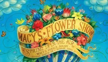Macy's Flower Show logo