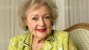 Betty White, 87, plays Grandma Annie in Disney's