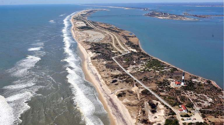 Fire Island and Robert Moses State Park are