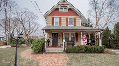 This 1870s Northport home, which was listed for