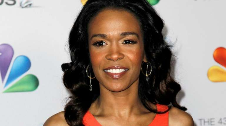 Michelle Williams at the 43rd NAACP Image