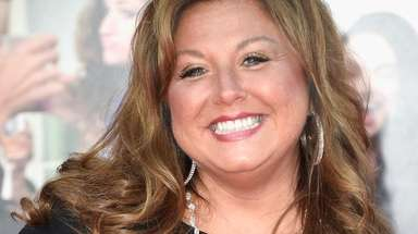 Abby Lee Miller at the 2016 premiere of