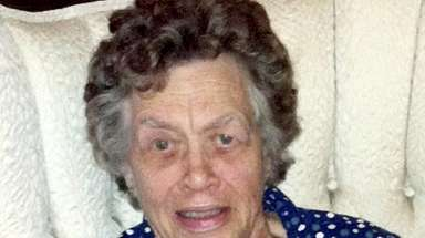 Retired English teacher Margaret Slawson, 85, of Bay