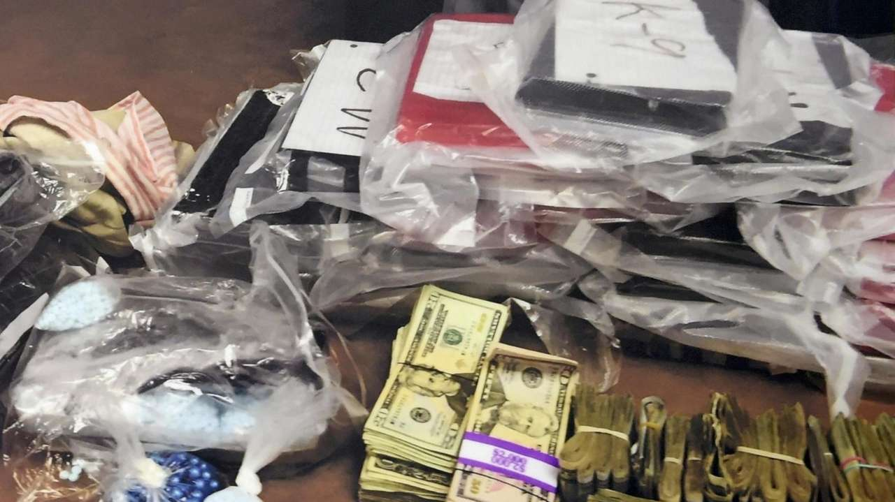 Federal agents seized more than 90 pounds of