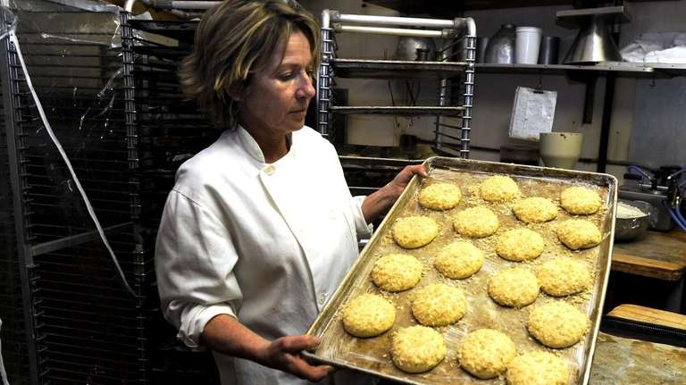 Kathy Fehn, owner of Fehn's Cake and Cookie