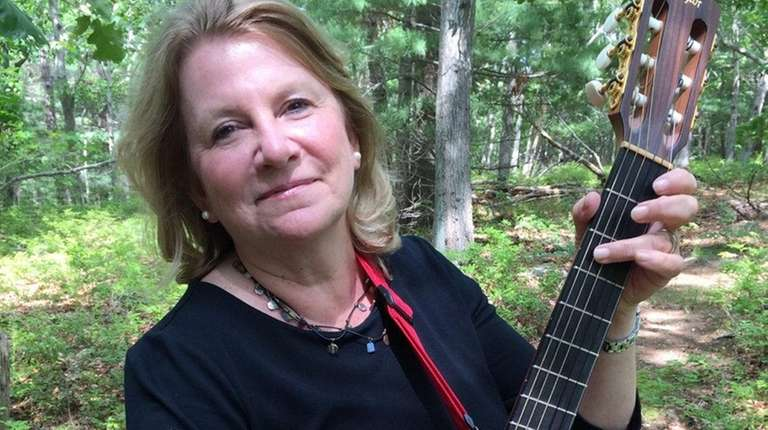 The Rev. Nancy Remkus, interfaith minister, Sag Harbor