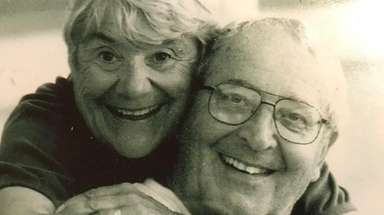 Al and Henrietta Roberts of Shelter Island met