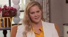 "Amy Schumer discussed her new movie ""I Feel"