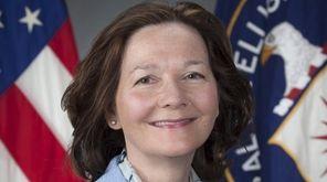 President Donald Trump has tapped Gina Haspel to
