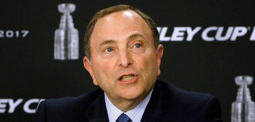 NHL commissioner Gary Bettman said the arena proposal
