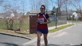 Beginning Saturday, Eva Casale of Glen Cove will
