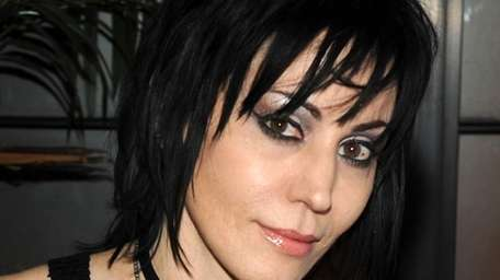 Singer Joan Jett attends the after party for
