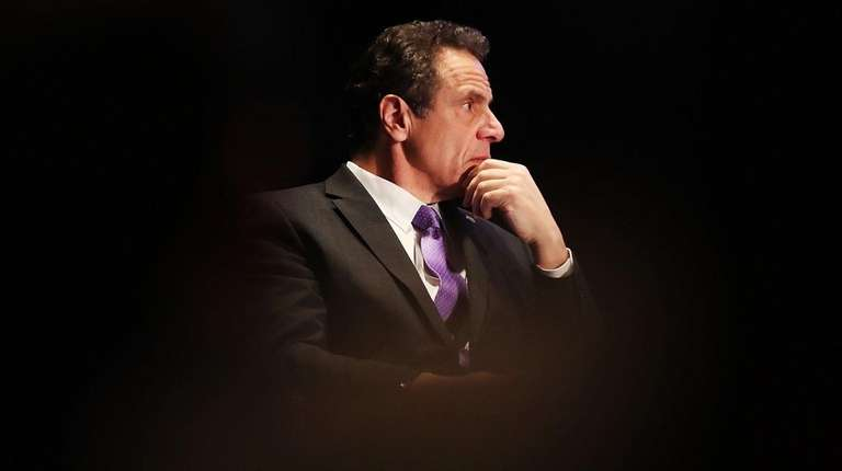 New York governor presses banks, insurers to weigh risk of NRA ties