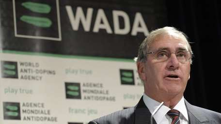 WADA president John Fahey has called on Major