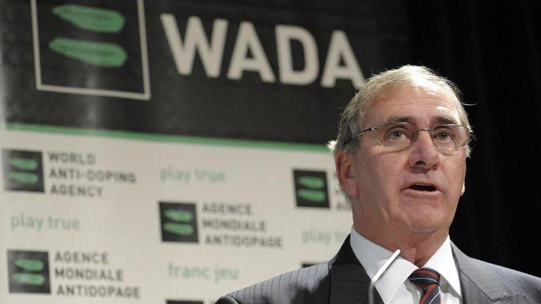 WADA president John Fahey has called on Major