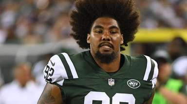 Leonard Williams' option has been picked up
