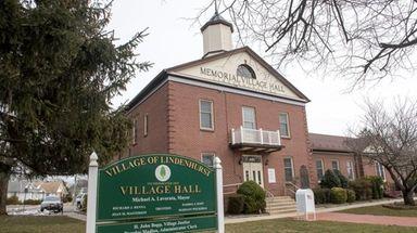 Lindenhurst Village Hall.