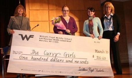 Students win essay contest